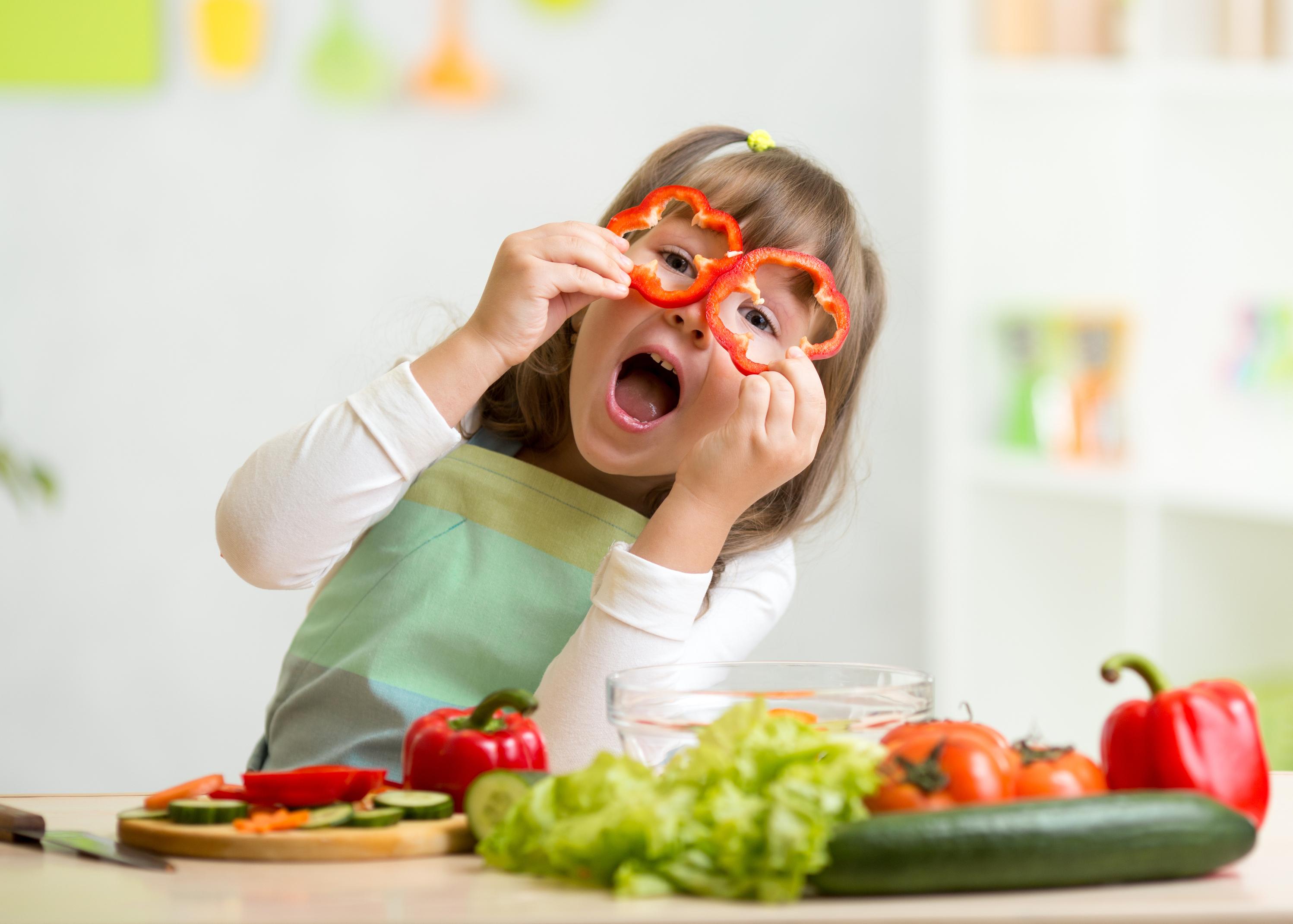 Curso de cocina para niños