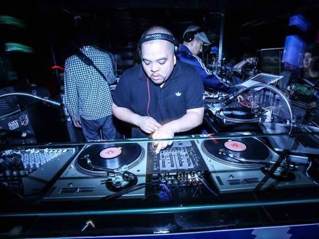 Bonus Stage: DJ Shortkut presented by Grey Goose