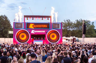 Kisstory Festival is bringing B2B anthems to Crystal Palace this summer
