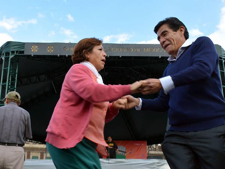 Aprende a bailar danzón en el Museo de El Carmen