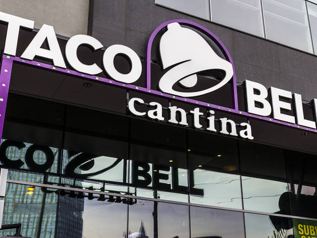 Taco Bell Cantina plans to open a multi-level space in Midtown