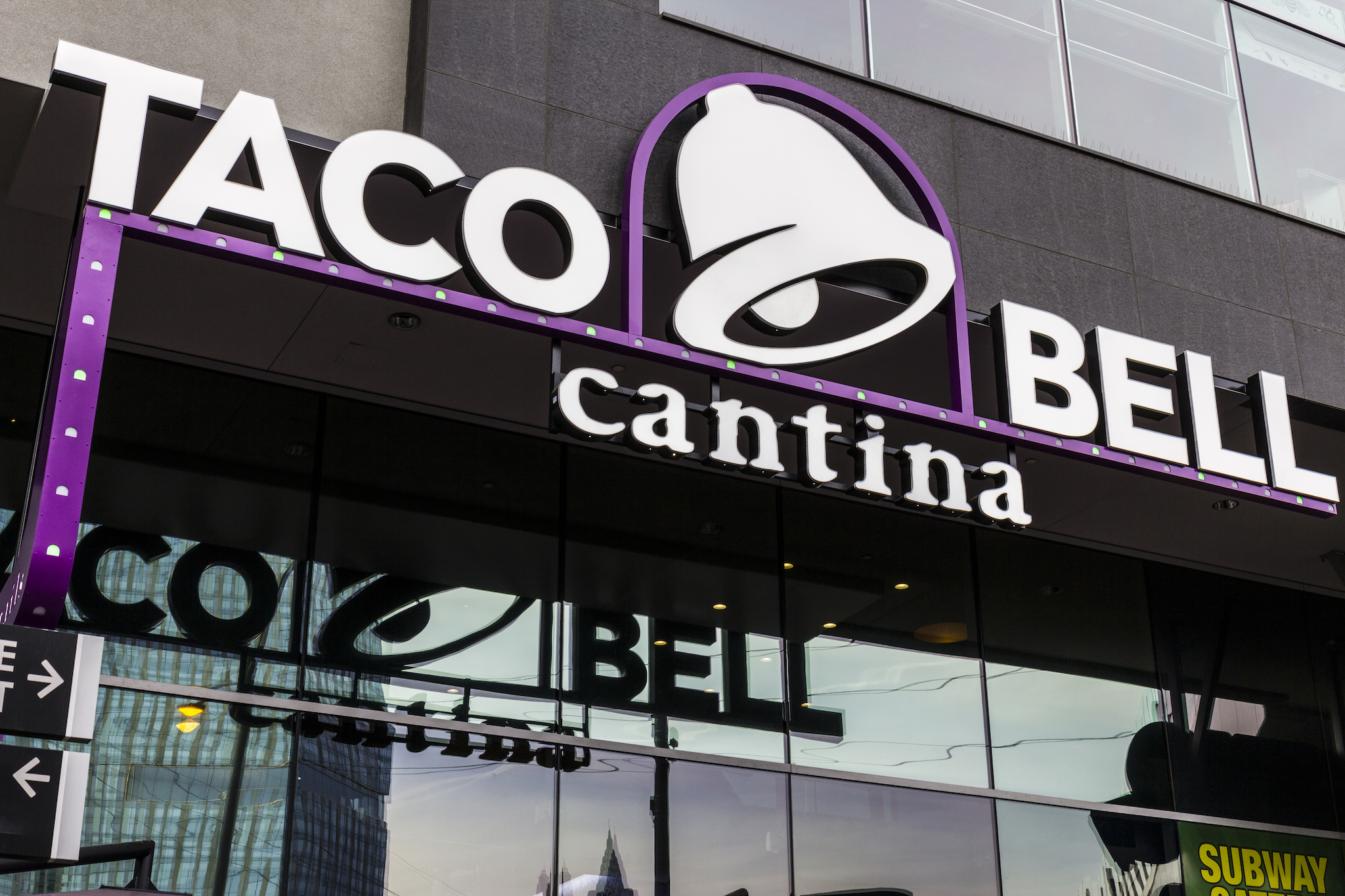 Boston's first Taco Bell Cantina has opened on BU's campus