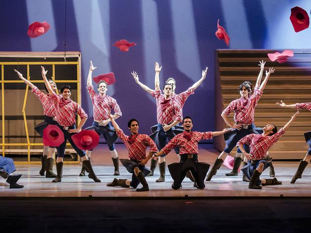 Cri-Crí con la Compañía Nacional de Danza