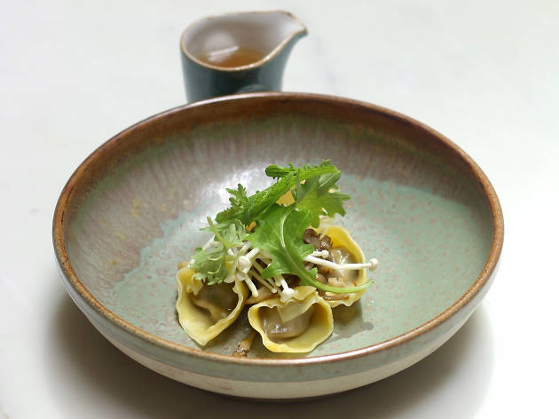 Try Silvester's new umami rich menu