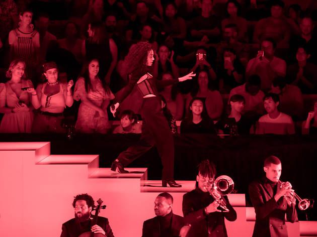 Solange Witness! at the Sydney Opera House 2