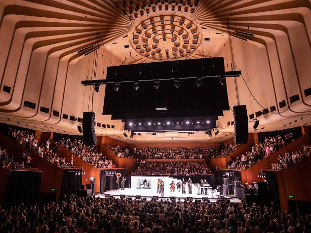 Solange Witness! at the Sydney Opera House 4