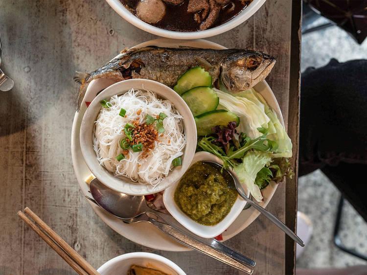 Lan Sen Noodle Bar