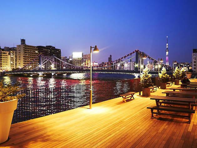 車いす目線で考える 第20回 東京の水上交通の利便性とバリアフリー