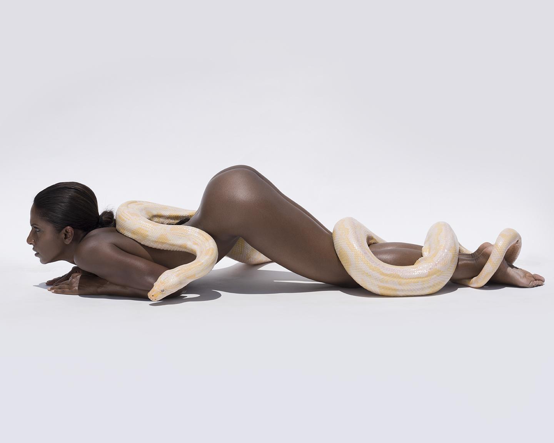 Naked Beauty by Sylvia Blum