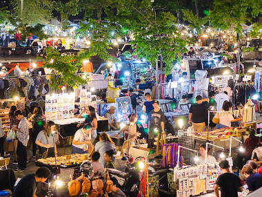 Starts tomorrow: Bangkok's famous Chatuchak Market opens in Singapore from February to May