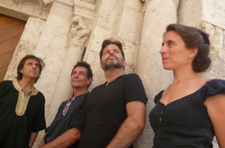 Pedro Burruezo & Medievalia Camerata, amb Rafel Arnal
