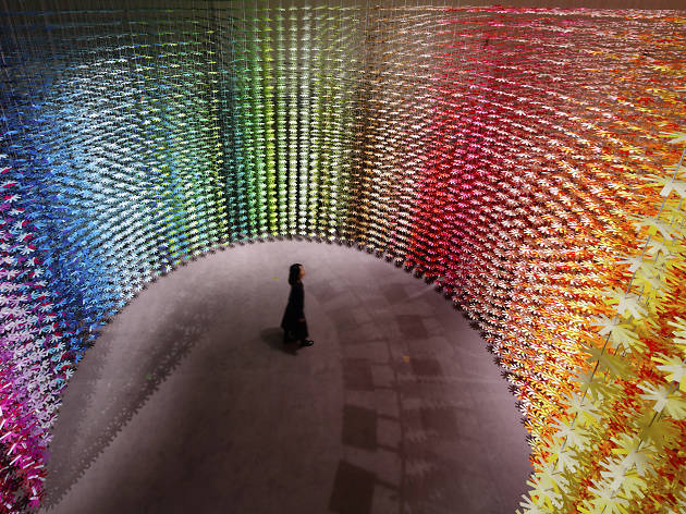 Emmanuelle Moureaux artwork, sent by NOW Gallery for her upcoming exhibition in London