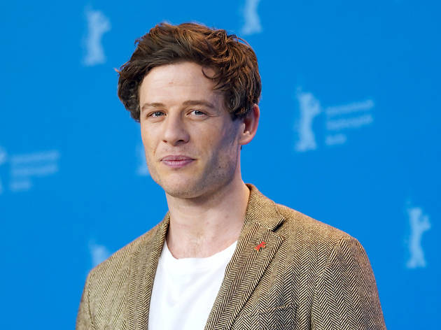 My life in movies, by James Norton