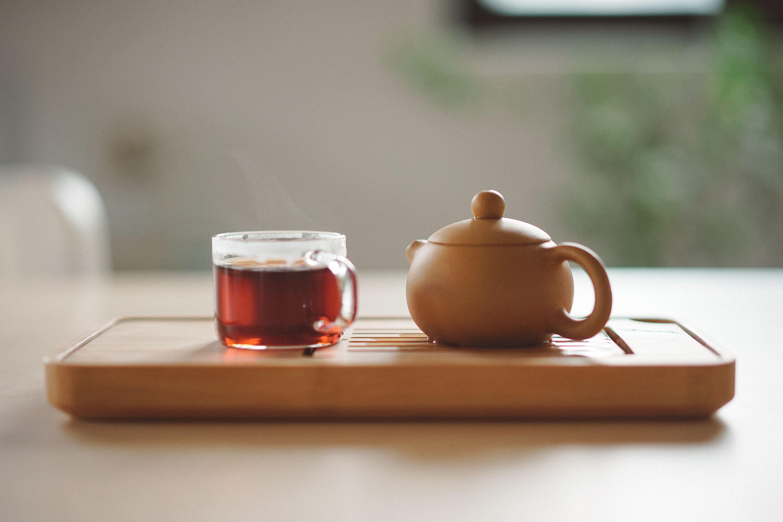 prova de chá
