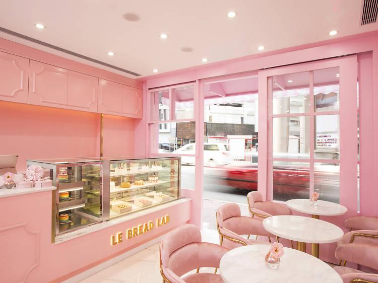 香港 Instagram 打卡粉紅餐廳