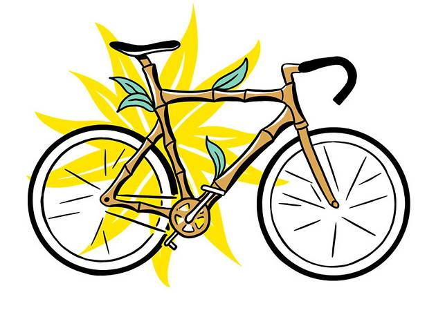 Bike graphic for Make Your Own feature