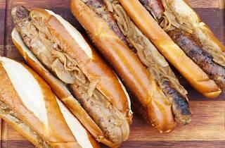 Sidecar Sausages