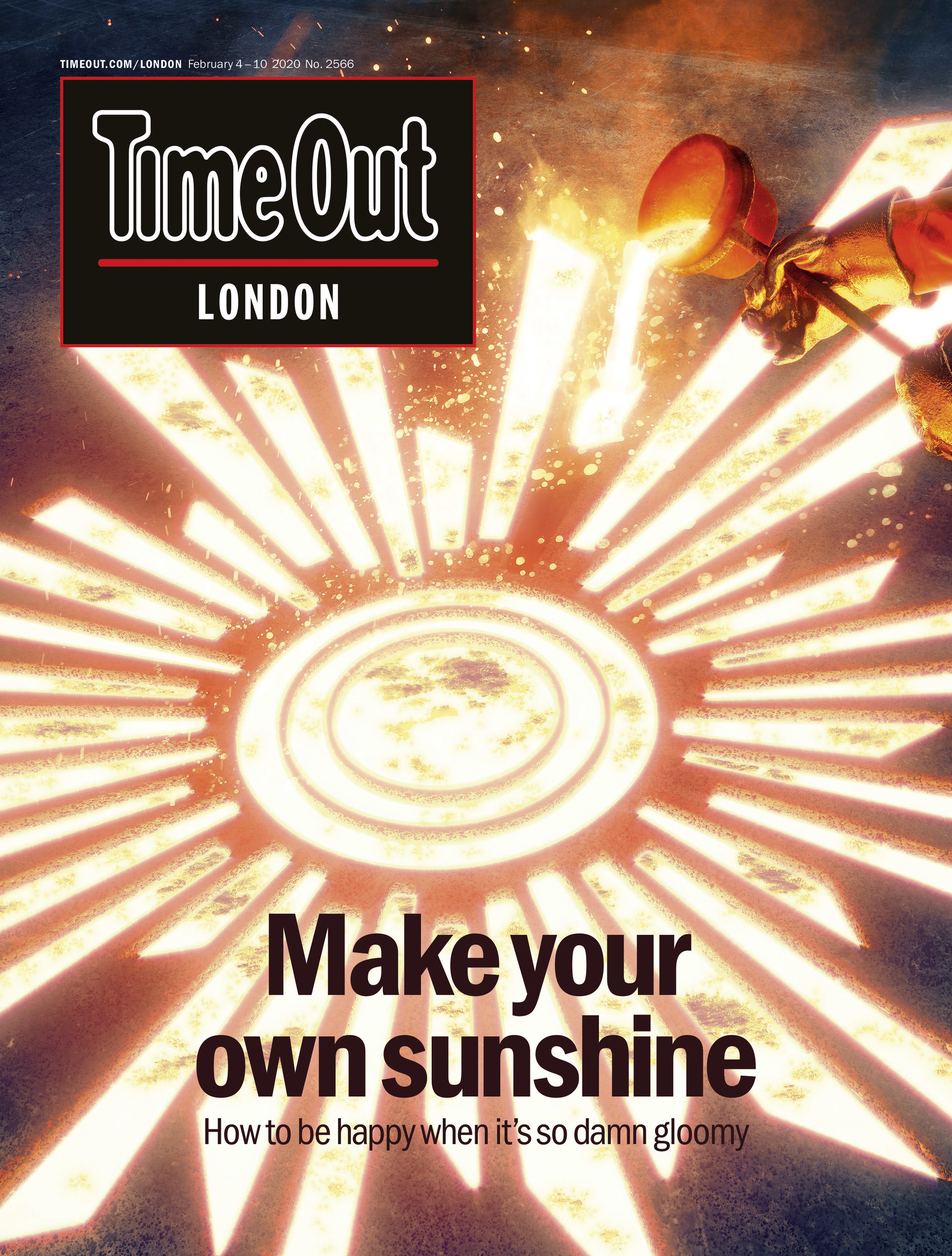 2566 COVER Make Your Own Sunshine.indd