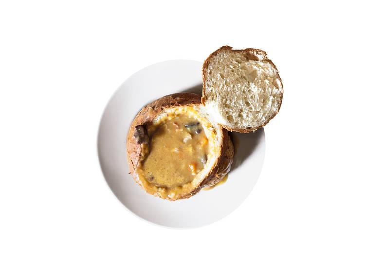 Sopa da Pedra - Creme De La Creme