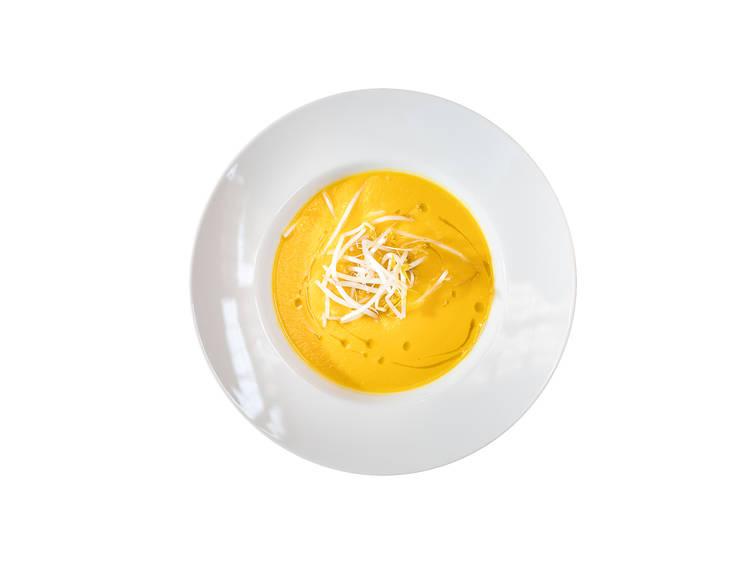 Sopa de legumes da Ribeira - Alexandre Silva