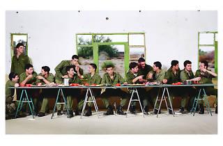 Adi Nes, Untitled (Last Supper), 1996