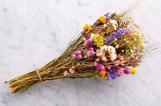 Grande Vente de Fleurs Séchées Paris