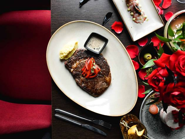 The most romantic Valentine's Day dinners in Singapore