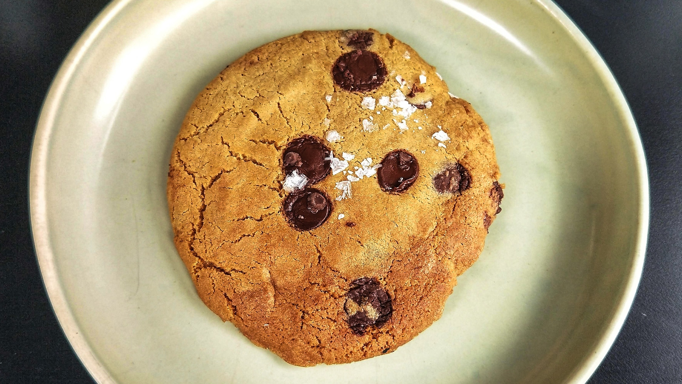 Cookie at Shift Eatery