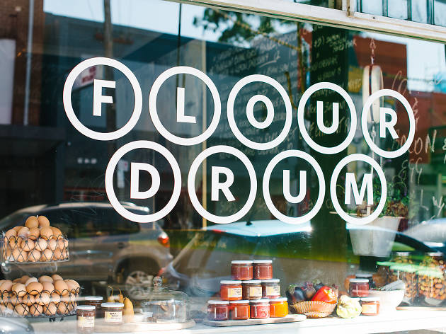 Flour Drum
