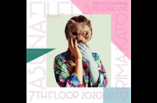FilFla new album「micro carnival」発売記念コンサート