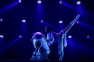 The Empire Strips Back Enmore Theatre 2020 supplied