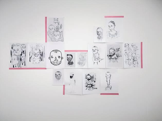 úlio Dolbeth é um dos 32 artistas participantes