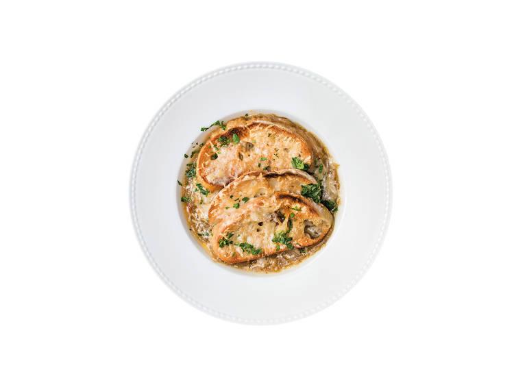 Sopa de Cebola - Tasca do Francês