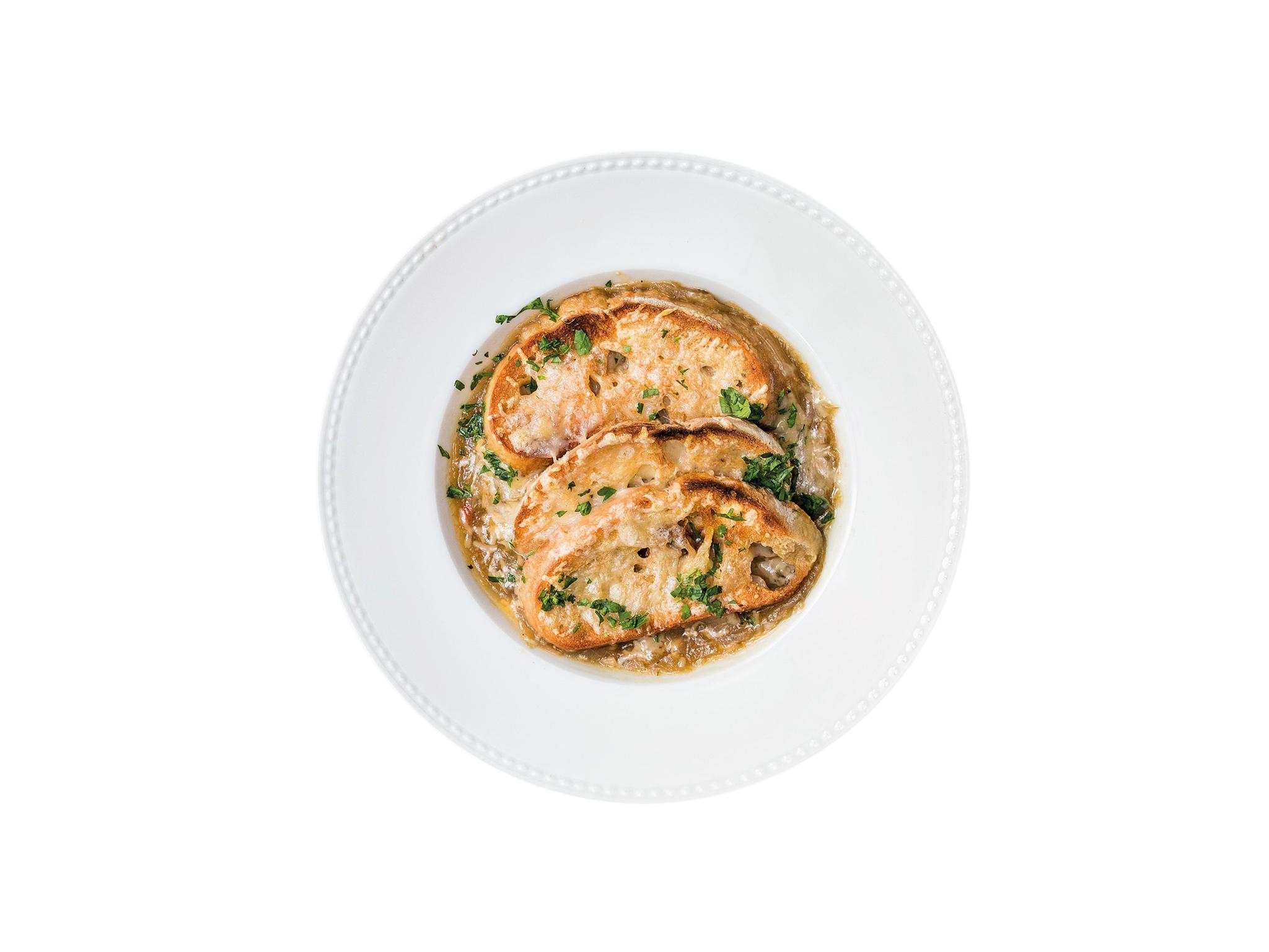 Tasca do Francês - Sopa de Cebola