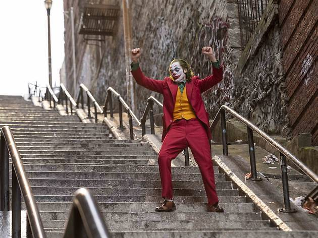 Put on a happy face: 'Joker' is getting a live concert screening in London
