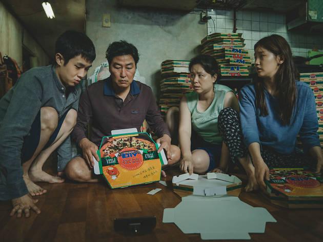Parásitos, película coreana nominada a Mejor película
