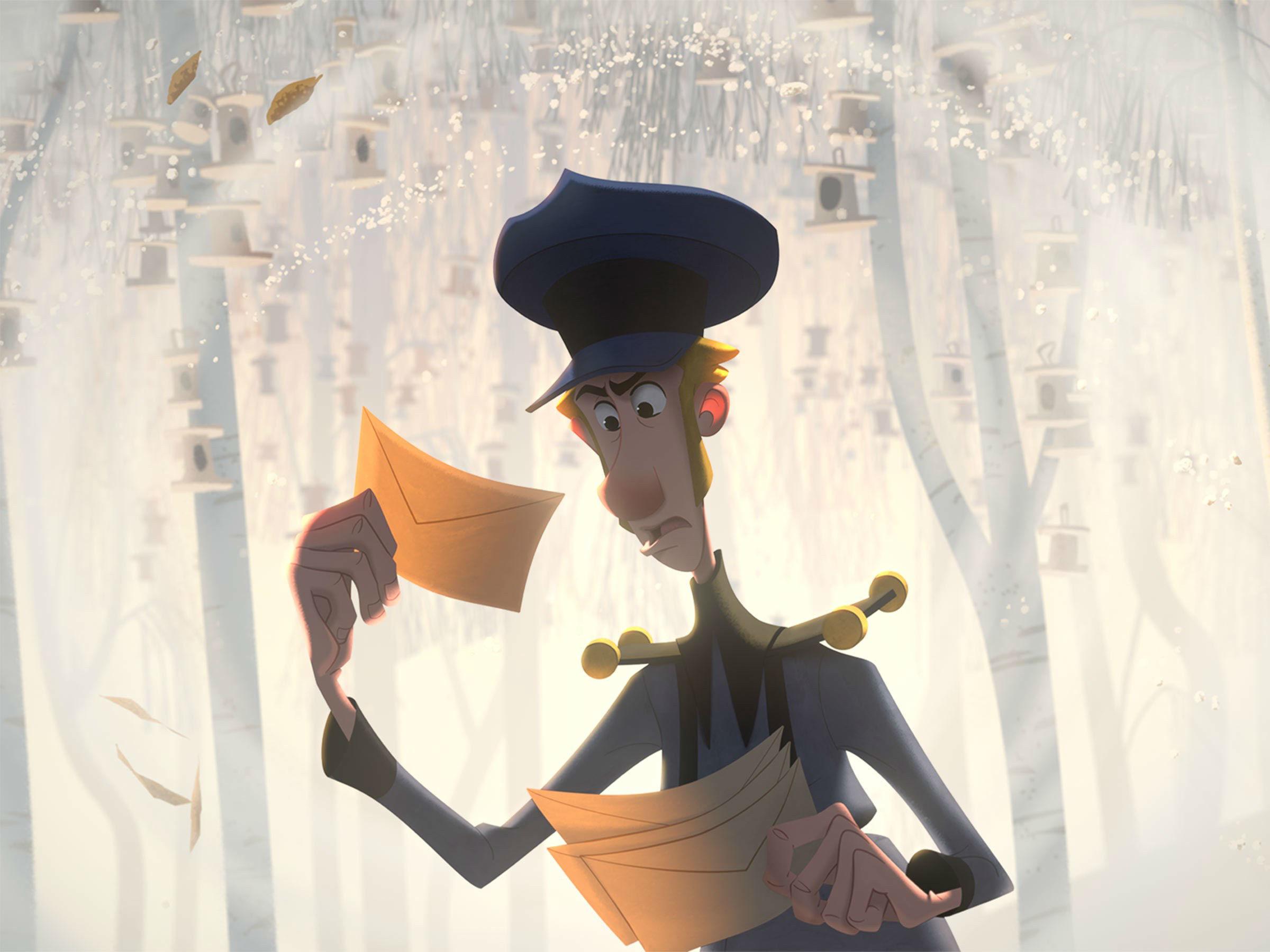 Klaus, la cinta española de animación de Netflix