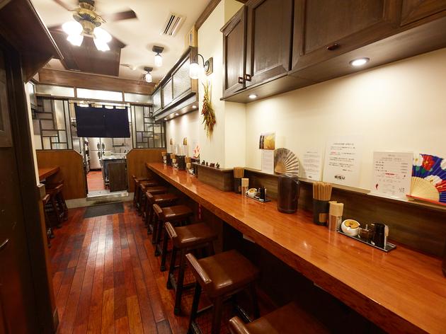 Shibire Noodles 蝋燭屋