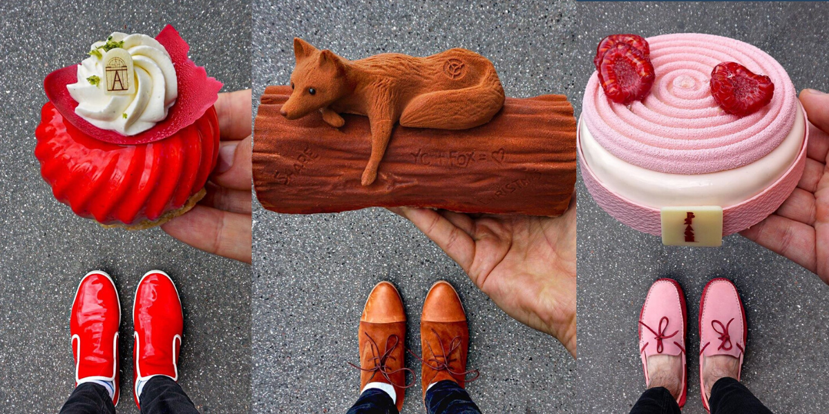 A Sweet Tooth & Shoe Fetish?