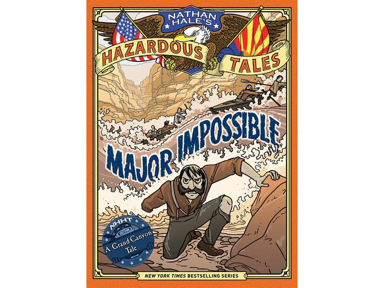 Hazardous Tales by Nathan Hale
