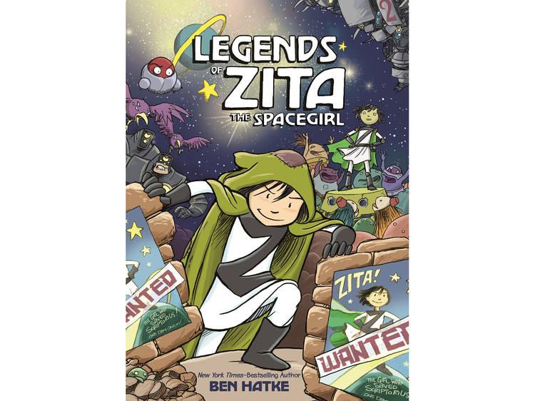 Legends of Zita the Spacegirl by Ben Hatke