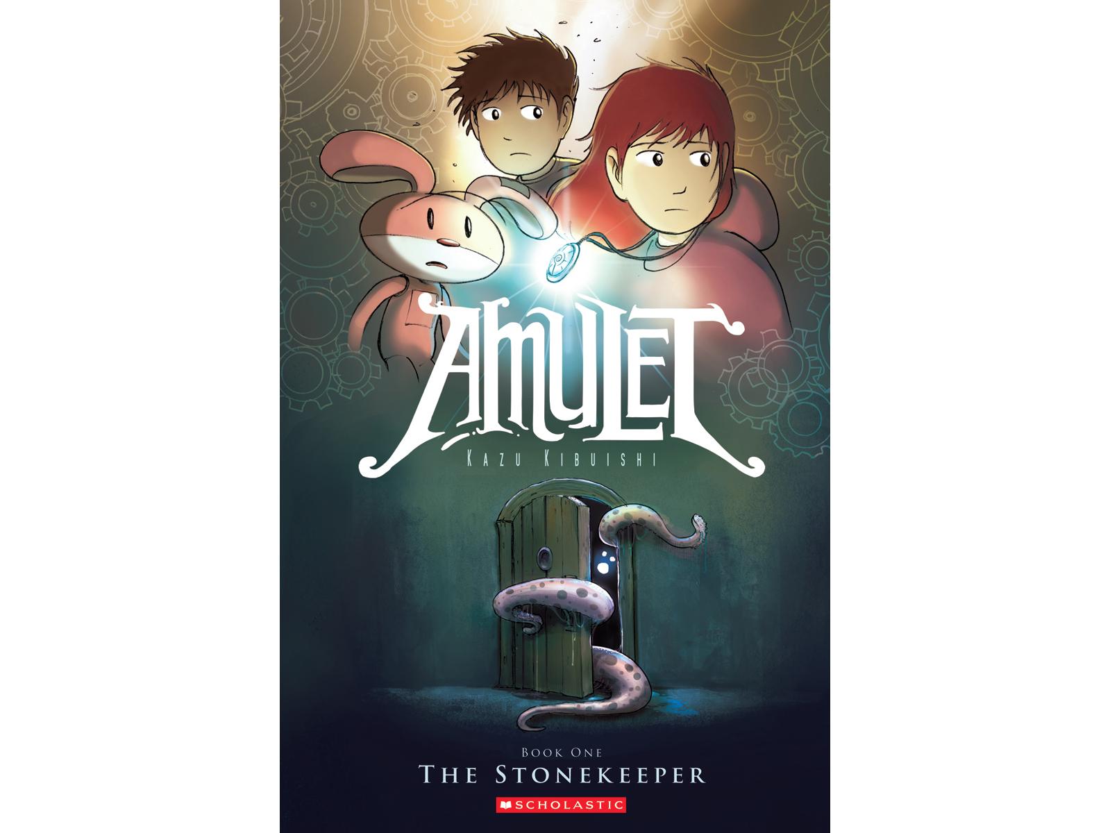 AMULET: BOOK 1
