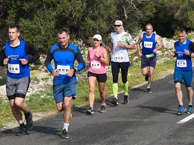 International Lun - Novalja Half Marathon