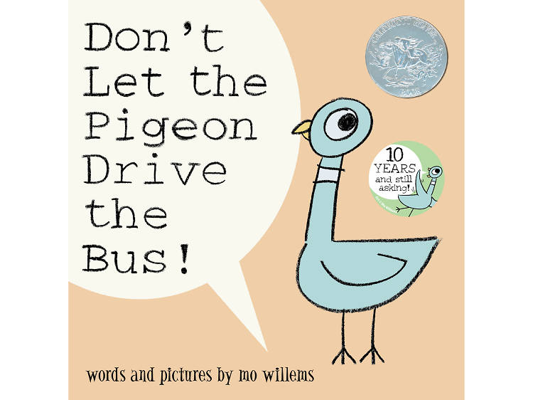 Don't Let the Pigeon Drive the Bus by Mo Williams