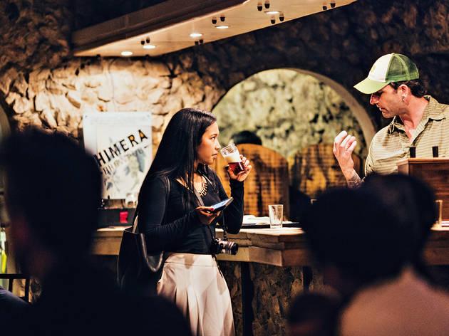 Quimera Brew Pub