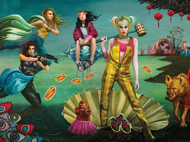 Aves de presa, la nueva película de Harley Quinn