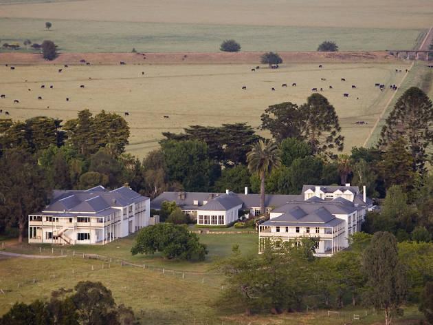 Chateau Yering Hotel at Yarra Glen