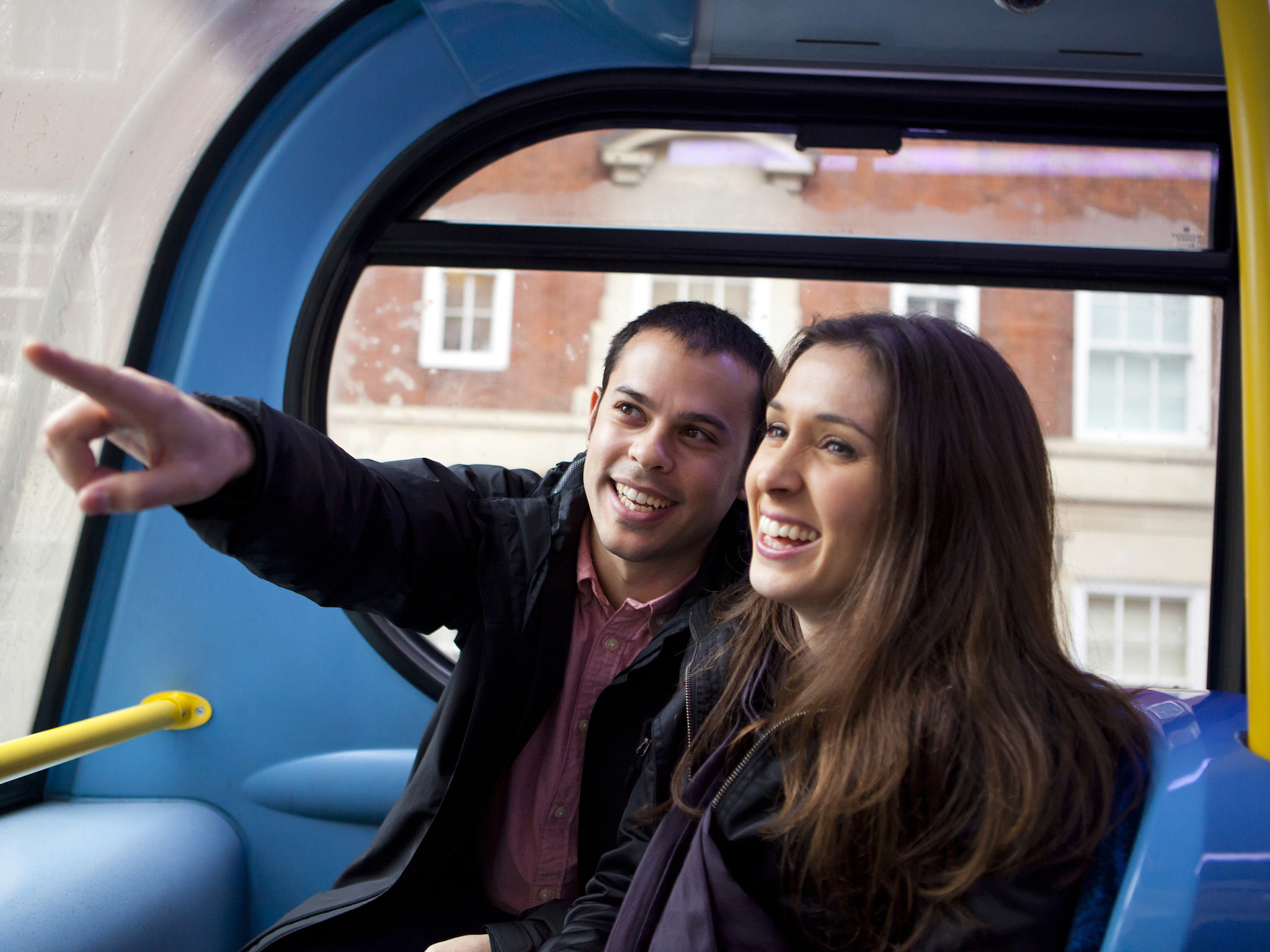 It bus be love: six double-decker dates for Valentine's Day in London