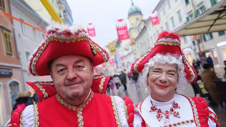 Traditional Costumes in Rijeka