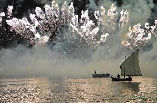 ECoC Fireworks